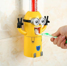 Load image into Gallery viewer, Little Banana Toothpaste Dispenser
