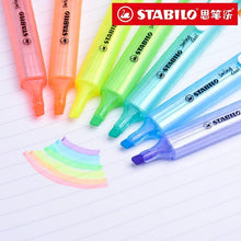 Load image into Gallery viewer, STABILO Swing Cool Highlighters: Neon Edition
