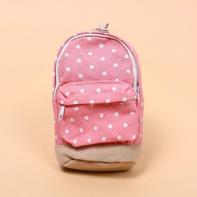 Backpack Style Pencil Case
