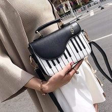 Load image into Gallery viewer, Piano Leather Handbag ***Limited Edition***