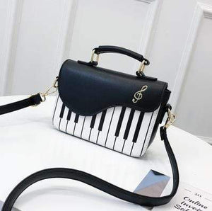 Piano Leather Handbag ***Limited Edition***