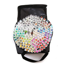 Load image into Gallery viewer, TOUCHFIVE Double Headed Marker Set: Includes colorless blender, white gel pen & more!