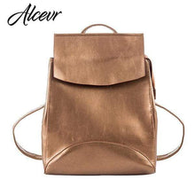 Load image into Gallery viewer, Alcevr Leather Backpack: 8 colors