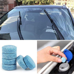 Blue Magic Windshield Cleaner Tablets