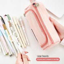Load image into Gallery viewer, Multiple Pouched Pencil Case: 12 designs