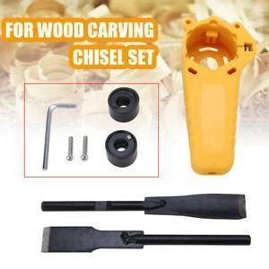 Electric Woodworking Power Chisel Set