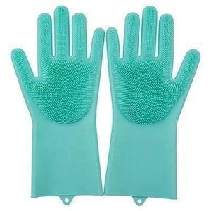 ¡¾50% OFF¡¿All-in-1 Strong Cleaning Gloves (No Need To Clean) - For kitchen, housework, car wash, gardening