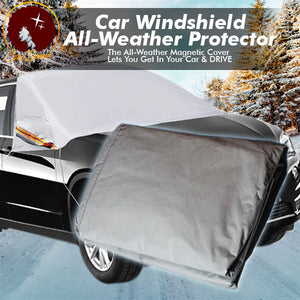 Car Windshield All-Weather Protector