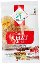 24 Mantra Organic Chat Masala 50gm