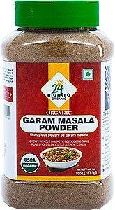 24 Mantra Organic Garam Masala Powder 10oz