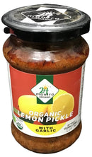 24 Mantra Organic Lemon Pickle 300gm