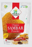 24 Mantra Organic Sambar (Sambhar) Powder 100gm