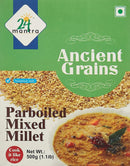 24 Mantra Parboiled Mixed Millet