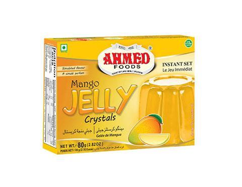 Ahmed Foods Mango Jelly Dessert Mix