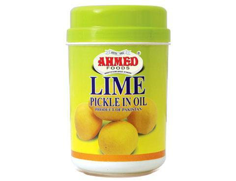 Ahmed Lime Pickle In Oil 1KG