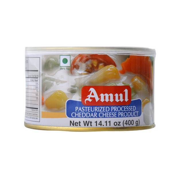 Amul Cheese Can Tin