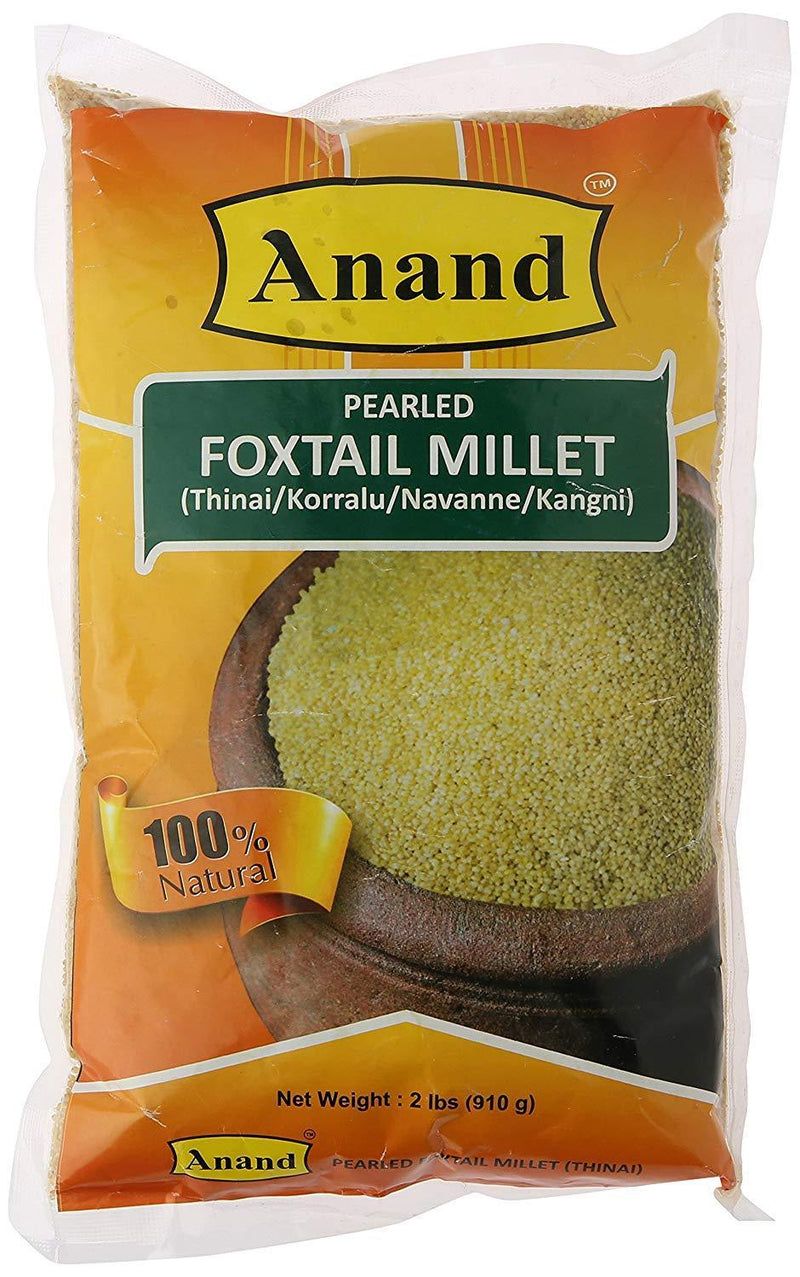 Anand Pearled Foxtail Millet