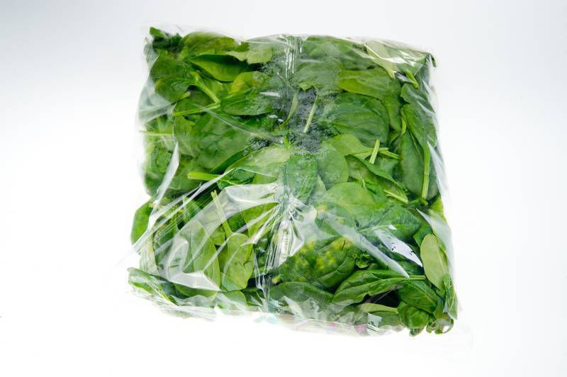 Baby Spinach 10 Oz Bag