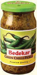Bedekar Green Chili Pickle