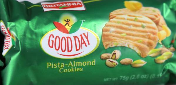 Britannia Good Day Badam Pista-Almond Biscuits