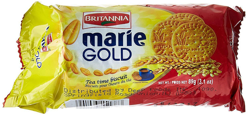 Britannia Marie Gold Biscuits 89gm