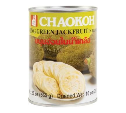 Chaokoh Young Green Jackfruit (Canned)