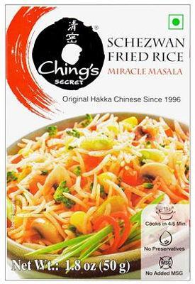 Ching's Secret Schezwan Fried Rice Miracle Masala 60gm