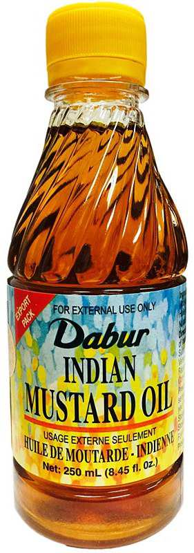Dabur Pure Indian Mustard Oil 250ml