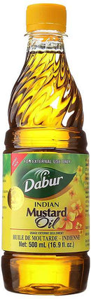 Dabur Pure Indian Mustard Oil 500ml