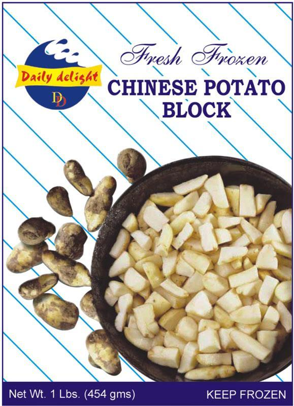 Daily Delight Frozen Chinese Potato Block