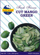 Daily Delight Frozen Cut Green Mango
