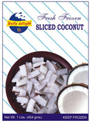 Daily Delight Frozen Sliced Coconut