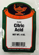 Deep Citric Acid