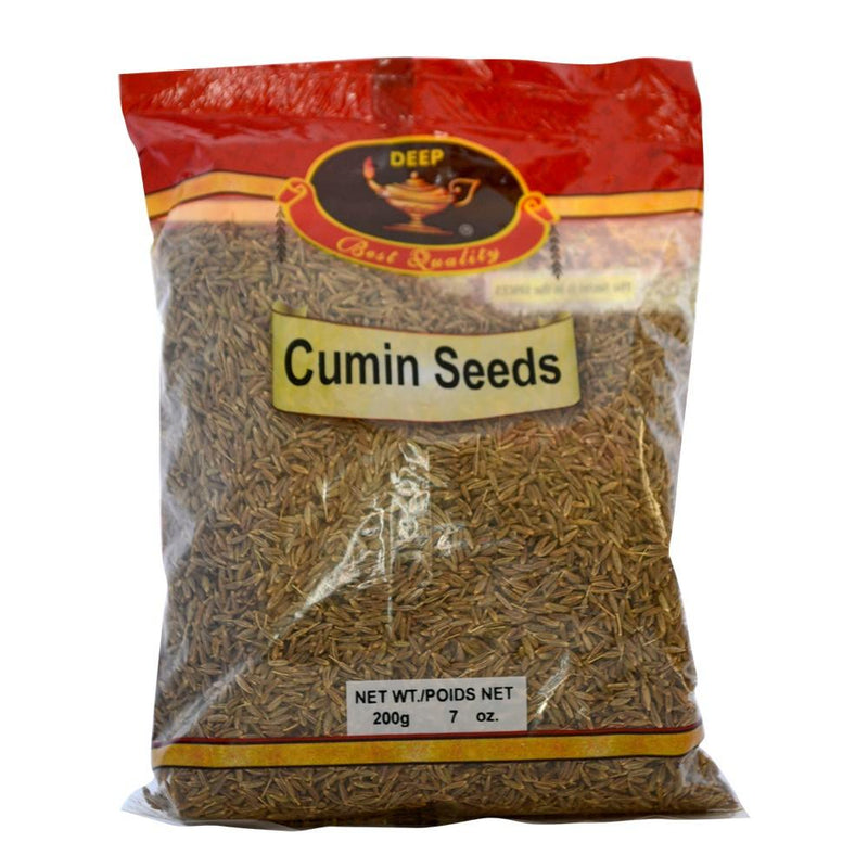 Deep Cumin Seeds (Jeera) 200gm