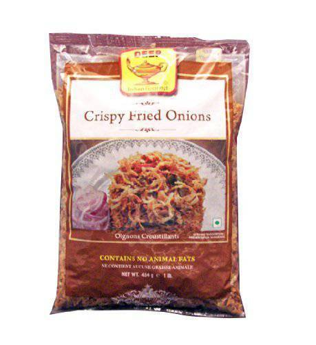 Deep Fried Onions 454gm