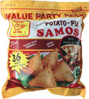 Deep Frozen Party Samosas Potato Peas 36 Count