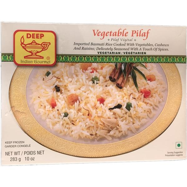 Deep Frozen Vegetable Pilaf Pulao