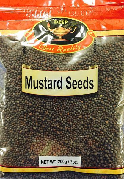 Deep Mustard Seeds 200gm