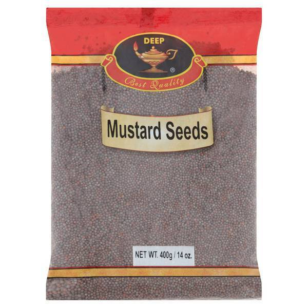 Deep Mustard Seeds 400gm