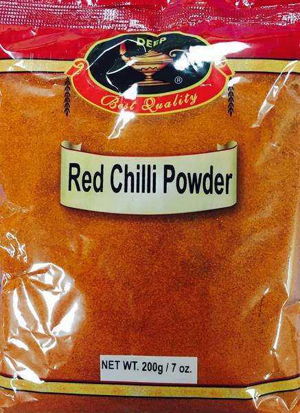 Deep Red Chili Powder 200gm