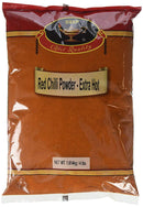 Deep Red Chili Powder Extra Hot 4LB