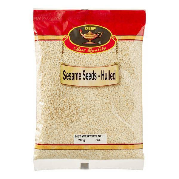 Deep Sesame Seeds White 200gm