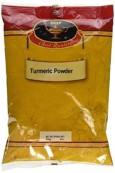 Deep Turmeric Powder 400gm