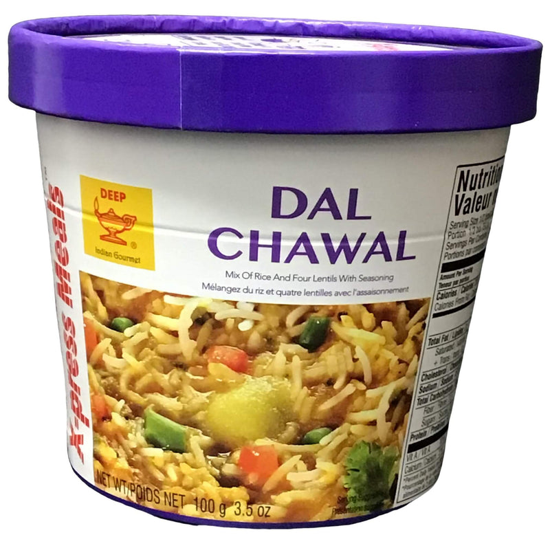 Deep X-Press Meals Dal Chawal
