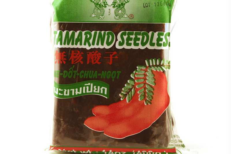 Dragon Seedless Thai Tamarind 14oz