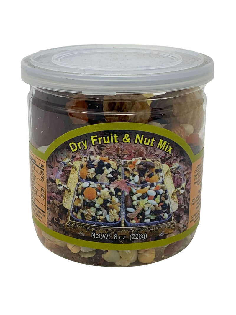 Dry Fruit & Nut Mix 8oz
