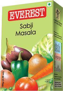 Everest Sabji Subji Masala
