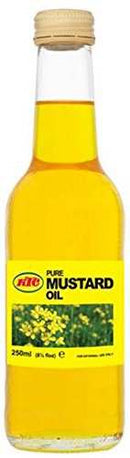 KTC Pure Indian Mustard Oil 250ml
