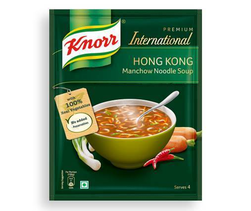 Knorr Hong Kong Manchow Noodles Soup