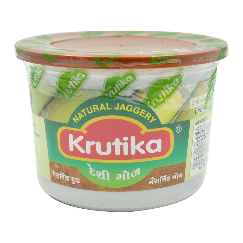 Krutika Natural Jaggery 900gm